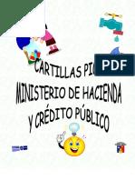 Cartillas Ambientales MHCP