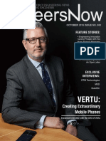 GineersNow Engineering Magazine Issue No. 008, Vertu Consumer Electronics