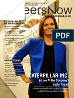 GineersNow Engineering Magazine Issue No. 009, Caterpillar Inc Heavy Equipment