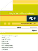 Upgrade to Umax