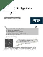 HYPOTHESIS.docx