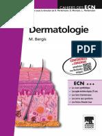 Dermatologie Cahier ECN