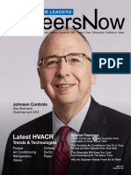 GineersNow HVACR Leaders Magazine Issue 001, Johnson Controls