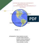 Biotico y Ecosistema Informe
