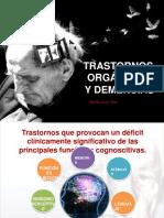 organicidad y demencias