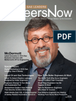 GineersNow Oil and Gas Leaders Magazine Issue 002, McDermott Offshore