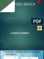 REVISÃO BÁSICA DE RADIOLOGIA