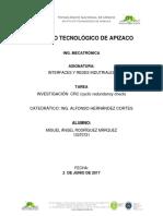 CRC (cyclic redundancy check)
