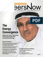 GineersNow Oil and Gas Leaders Magazine Issue 003, Glasspoint Solar Oil and Gas