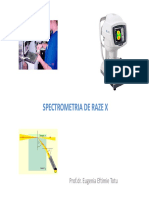 Spectrometria de Raze X