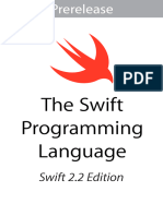 TheSwiftProgrammingLanguage(Swift2.2)
