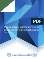 Sesión 13- Manual Mecanismos Protección ONU (Carlos Villán Durán 2016)