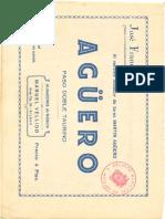 Agüero - Jose Franco