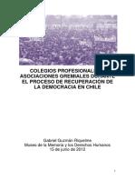 Informe Final Práctica Museo de La Memoria