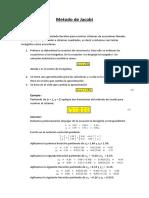 Metodo de Jacobi (2)