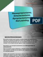 Neo Expresionismo, Historia del Arte