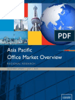 Asia Pacific Regional Office Market Overview Q2 2010