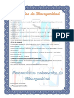 bioseguridad medidas