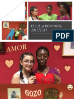 Escuela Dominical 2016-2017