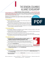 Denison-columbus Alliance Scholarship (1)