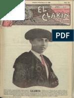 El Clarín (Valencia). 24-3-1928