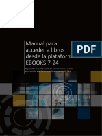 Manual Para Acceder eBooks 7 24