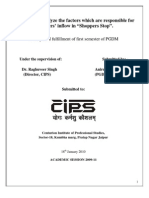 Shoppers Stop - Project