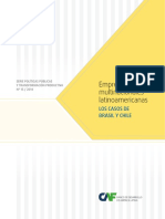 Politicas Publicas Empresas Multinacionales Latinoamericanas