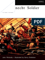 Landsknecht Soldier 1486-1560 - John Richard