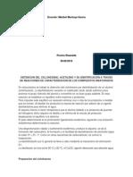 Practica 12 Ciclohexanol