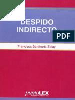 1316 Francisco Barahona - Despido Indirecto