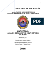 Analisis de Marketing ENLACES