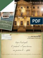 Pratiche PDF/ Prima la musica, poi le parole?