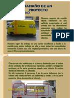 Proyecto de Negocio - Carro Sanguchero