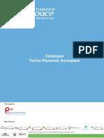 Torino Piemonte Aerospace Company List