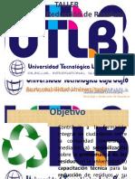 Reciclaje-UTLB