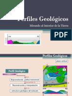 Perfiles Geológicos