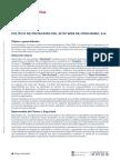 Política de Privacidad Del Sitio Web de OPEN BANK, S.A