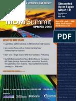MDM Brochure