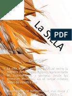 La SILLA - Cristian Avalos.pptx