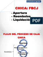 Caja Chica FBCJ
