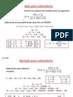 Modelos de Ejemplo de Clases y Motor Dc