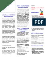 Reporte y Notificacion de Accidentes y Enf Ocp