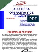 Auditoria Operativa y de Servicios Expo