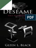 Gleen L. Black - Deseame (Serie Destruccion).pdf