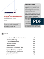 Mapa - iPad Banking Series - Part 1 - Brochure