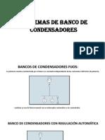 Esquema de Banco de Condensadores