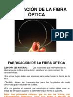 Fabricacion de Fibra Optica