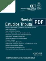 Revista Estudios Tributarios 10