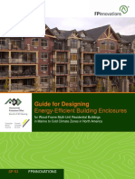 Guide for Designing Energy Efficient Building Enclosures